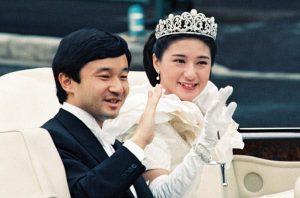 徳仁天皇 結婚