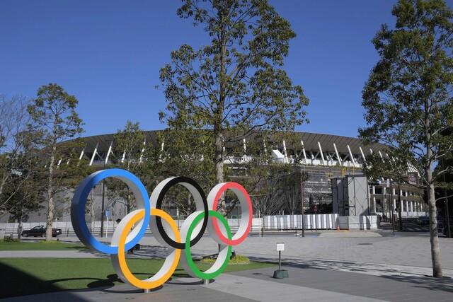 オリンピックスポンサー